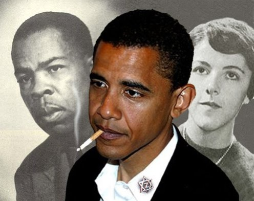 Image result for who is biological father of barack