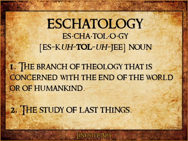 Image result for eschatology