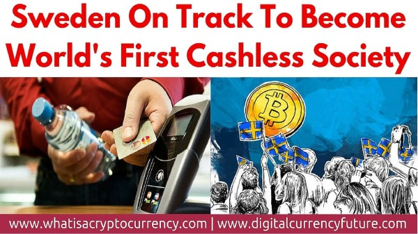 Image result for book on sweden's cashless society