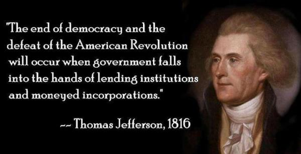 Image result for Power corrupts says Thomas Jefferson