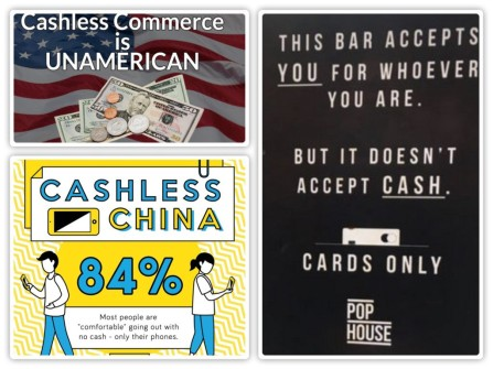 Image result for a cashless world is emerging